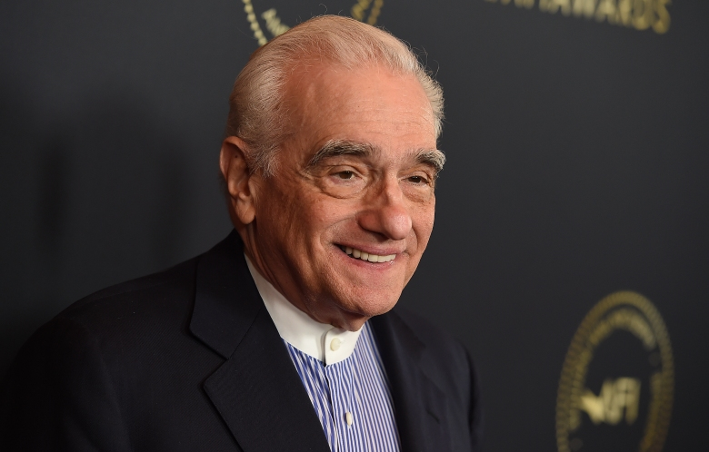 Martin Scorsese arrives at the 2020 AFI Awards at the Four Seasons on Friday, Jan. 3, 2020 in Los Angeles. (Photo by Jordan Strauss/Invision/AP)