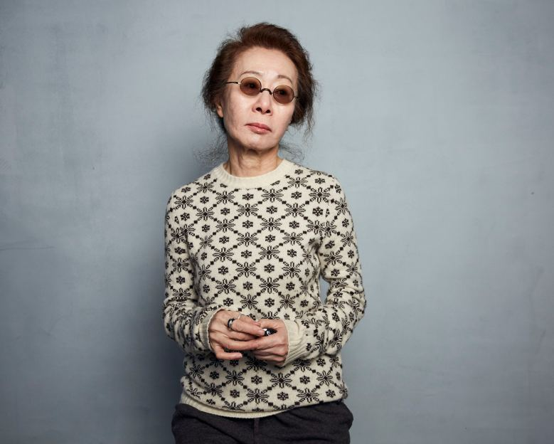 """Yuh Jung Youn poses for a portrait to promote the film """"Minari"""" at the Music Lodge during the Sundance Film Festival on Monday, Jan. 27, 2020, in Park City, Utah. (Photo by Taylor Jewell/Invision/AP)"""