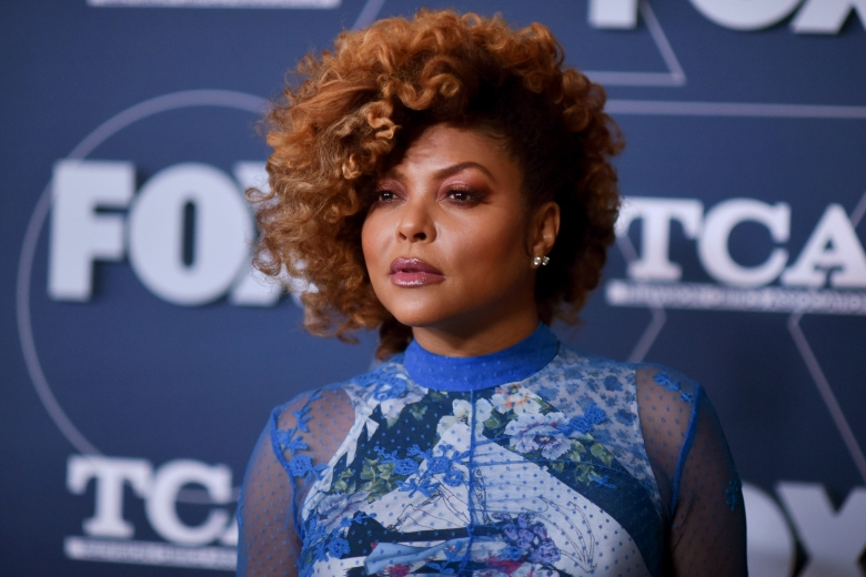 """FILE - Taraji P. Henson attends the FOX All Star party at the Television Critics Association Winter press tour on Jan. 7, 2020, in Pasadena, Calif. Henson will host a new podcast series focused on the story behind the New Jack Swing music era. Wondery and Universal Music Group announced Thursday, Oct. 15, 2020, that Henson will host """"Jacked: The Rise of New Jack Swing."""" The six-part series will premiere Nov. 17 on Apple Podcasts, Spotify and the Wondery App. (Photo by Richard Shotwell/Invision/AP, File)"""