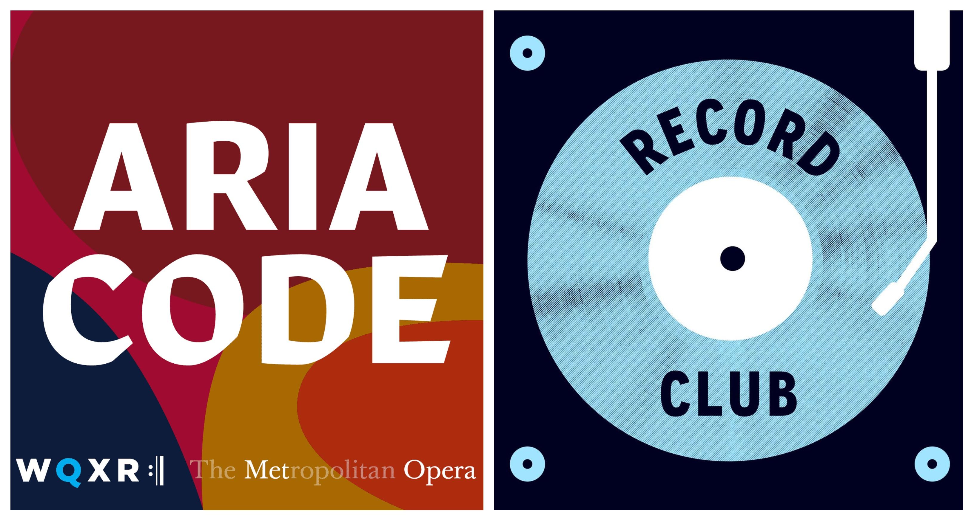 Aria Code - Record Club