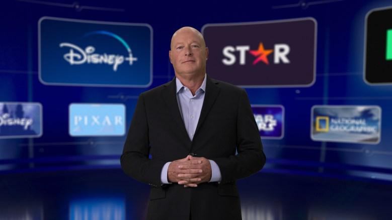 Disney CEO Bob Chapek