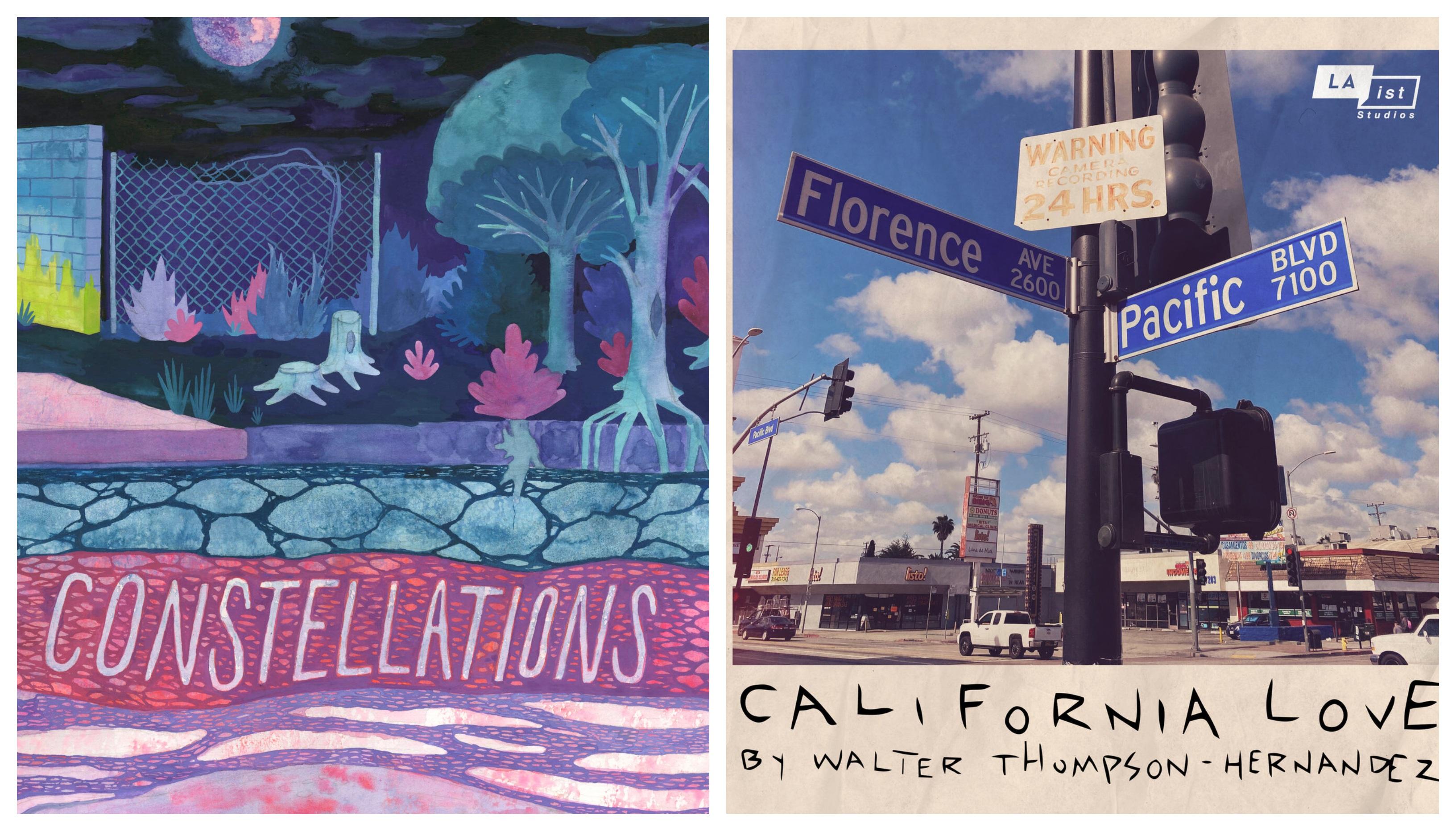 Constellations - California Love
