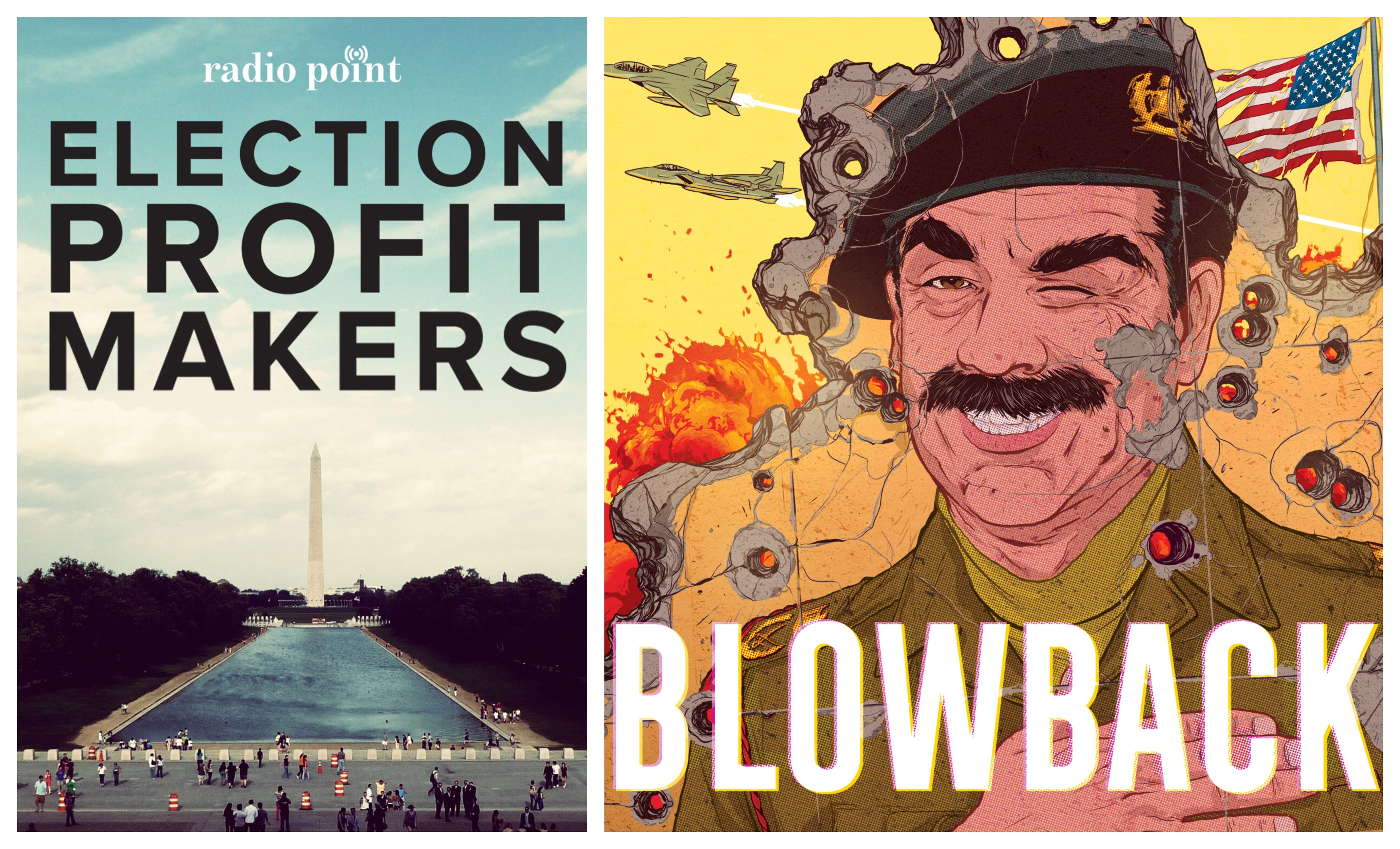 Election Profit Makers - Blowback