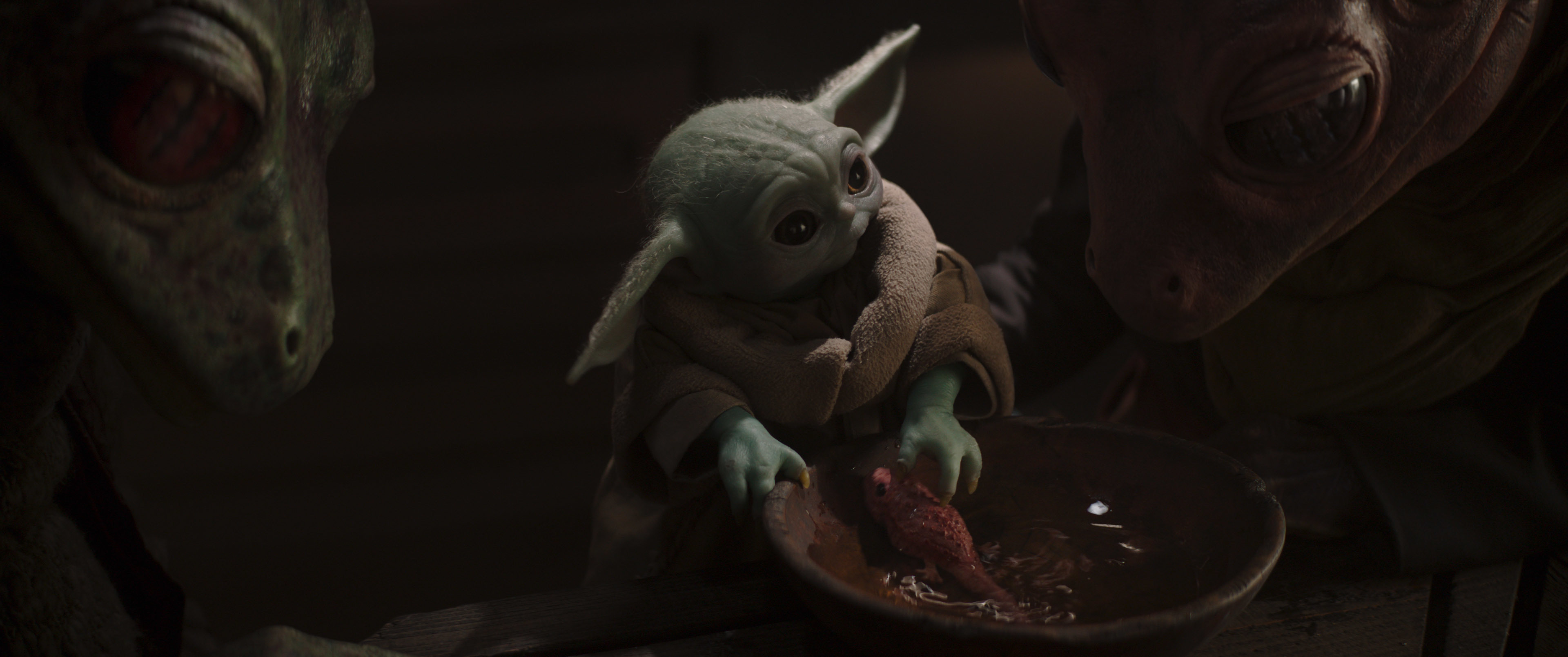 Grogu Baby Yoda Mandalorian