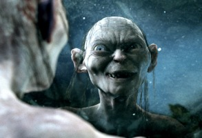 THE LORD OF THE RINGS: THE RETURN OF THE KING, Andy Serkis, 2003, (c) New Line/courtesy Everett Collection