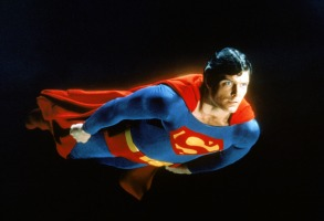 SUPERMAN, Christopher Reeve, 1978. ©Warner Brothers/courtesy Everett Collection