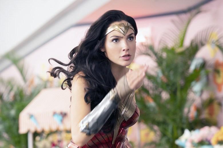 WONDER WOMAN 1984, Gal Gadot as Wonder Woman, 2020. ph: Clay Enos / © Warner Bros. / Courtesy Everett Collection