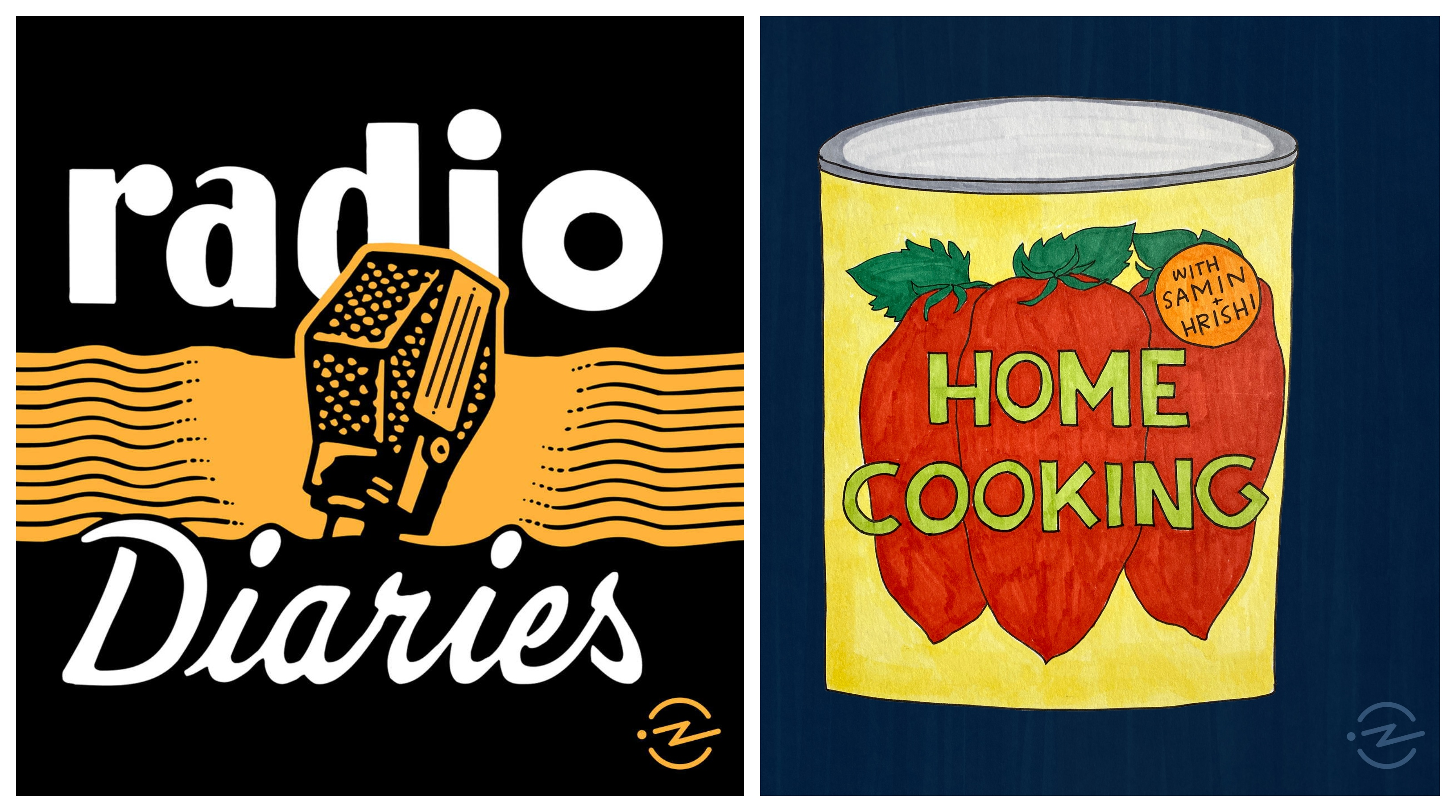 Radio Diaries - Home Cooking