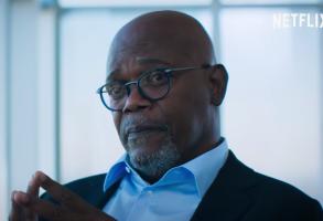 "Samuel L. Jackson in ""Death to 2020"""