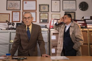 Chile's 'The Mole Agent,' About a Spy at a Nursing Home, Challenges Prejudices About Old Age