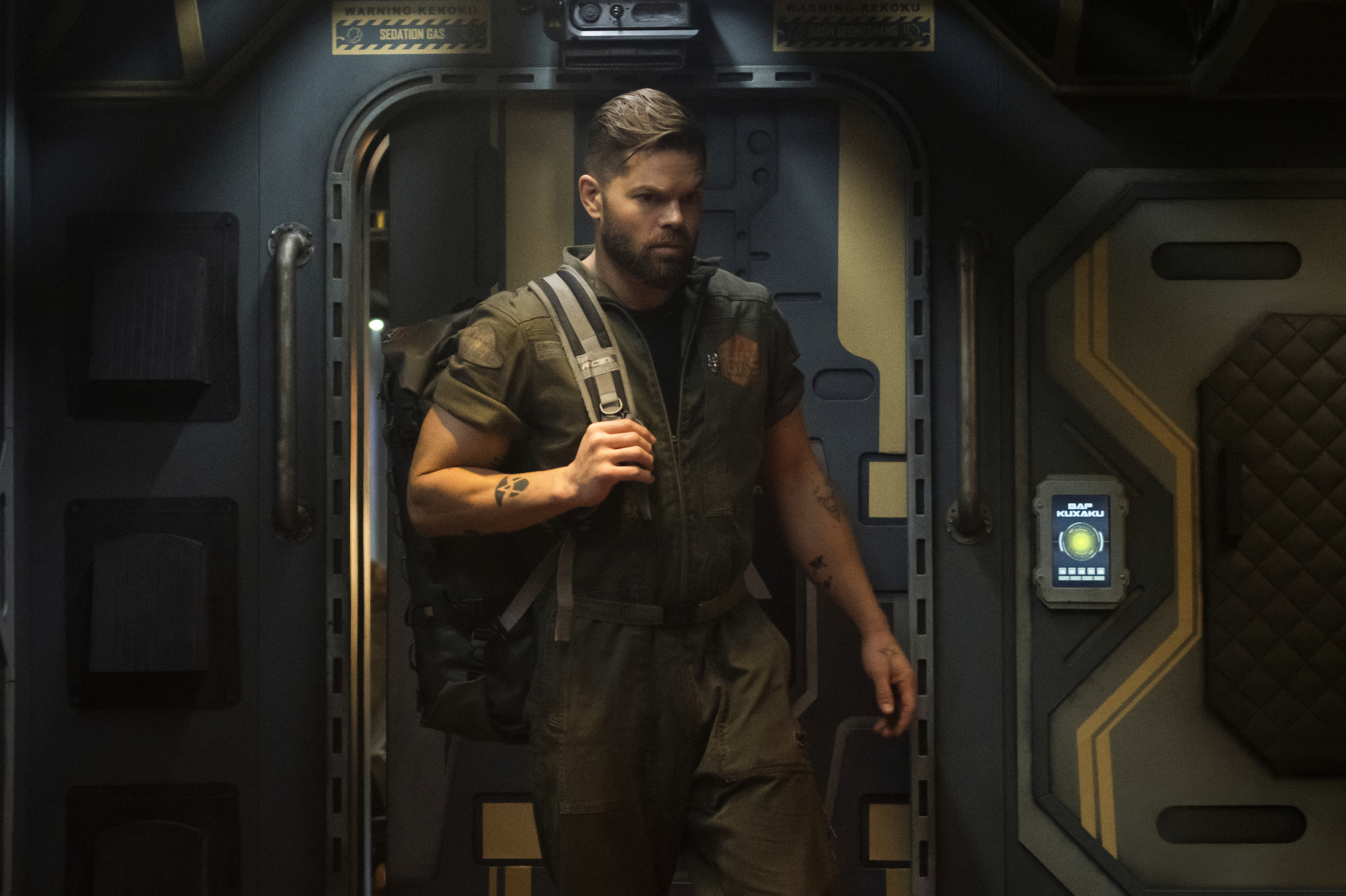 The Expanse Season 5 Amos