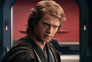 Hayden Christiansen as Anakin Skywalker