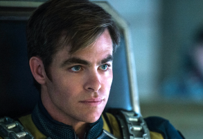 "Chris Pine in ""Star Trek"""