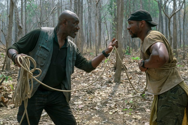 Spike Lee and Delroy Lindo Fought