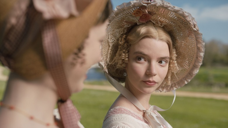 "Anya Taylor-Joy stars as ""Emma Woodhouse"""