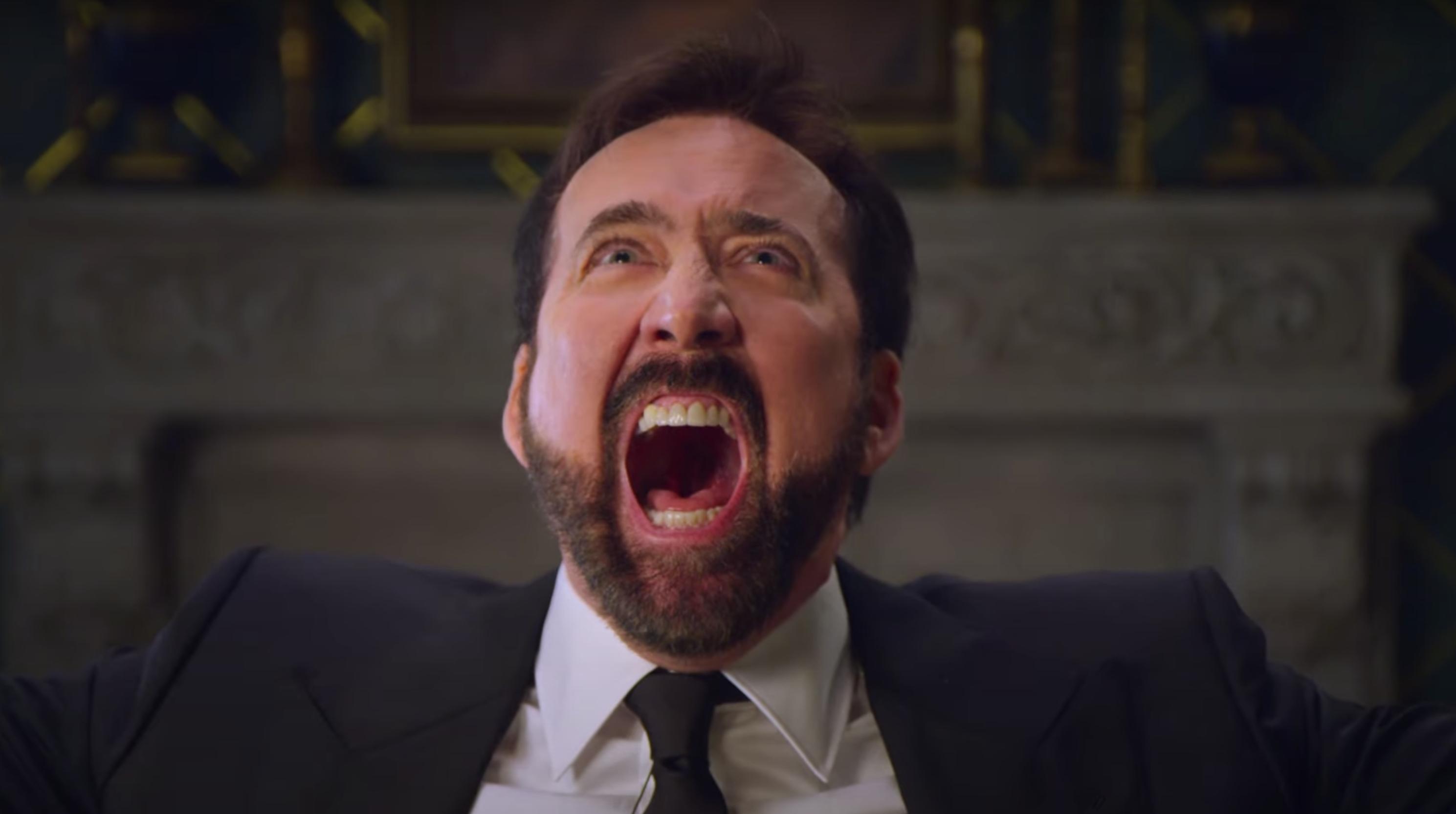 History of Swear Words' Trailer: Nicolas Cage Netflix Series | IndieWire
