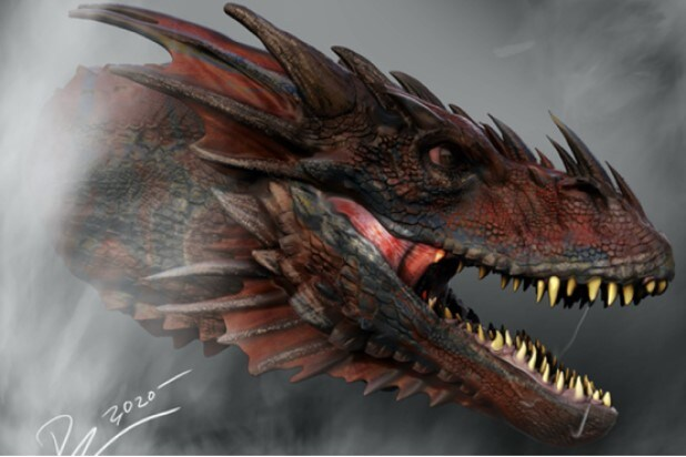 'House of the Dragon' First Look: HBO Shares Concept Art from 'Game of... image