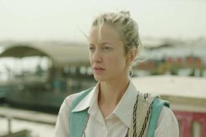 'Luxor' Review: Andrea Riseborough Unearths Love Among the Ruins in 'Before Sunset'-Esque Tale