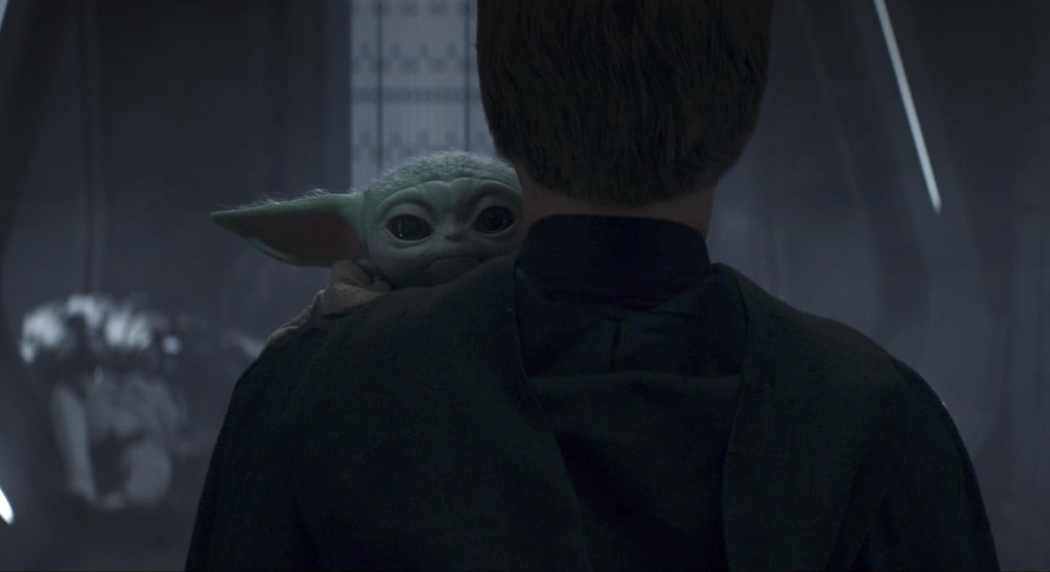 Jon Favreau Explains Luke Skywalker Mandalorian Scene: Hamill On Set |  IndieWire