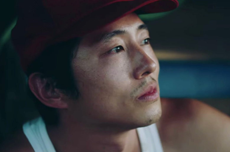 "Steven Yeun in ""Minari"""