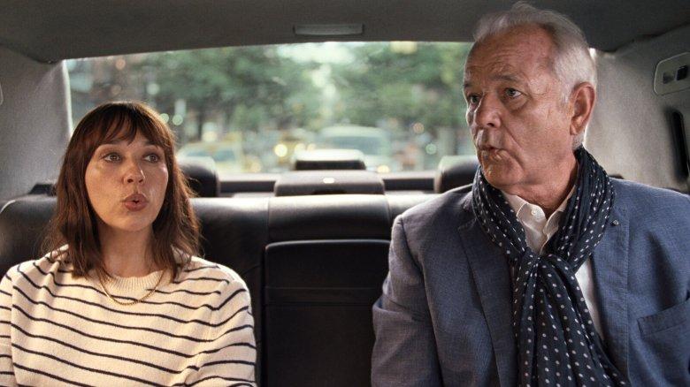 Bill Murray Loved Rashida Jones on
