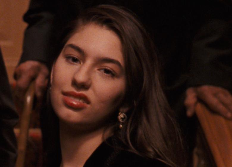 "Sofia Coppola in ""The Godfather Part III"""