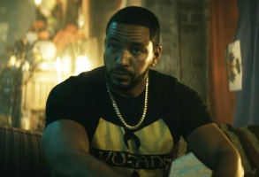 """Laz Alonso as Mother's Milk"""" in """"The Boys"""""""