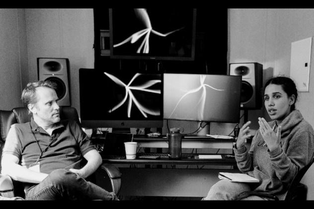 Garrett Bradley & Editor Gabriel Rhodes