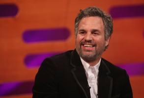 Graham Norton Show - London. Mark Ruffalo during the filming for the Graham Norton Show at BBC Studioworks 6 Television Centre, Wood Lane, London, to be aired on BBC One on Friday evening. Picture date: Thursday February 6, 2020. Photo credit should read: PA Images on behalf of So TV URN:50132145 (Press Association via AP Images)