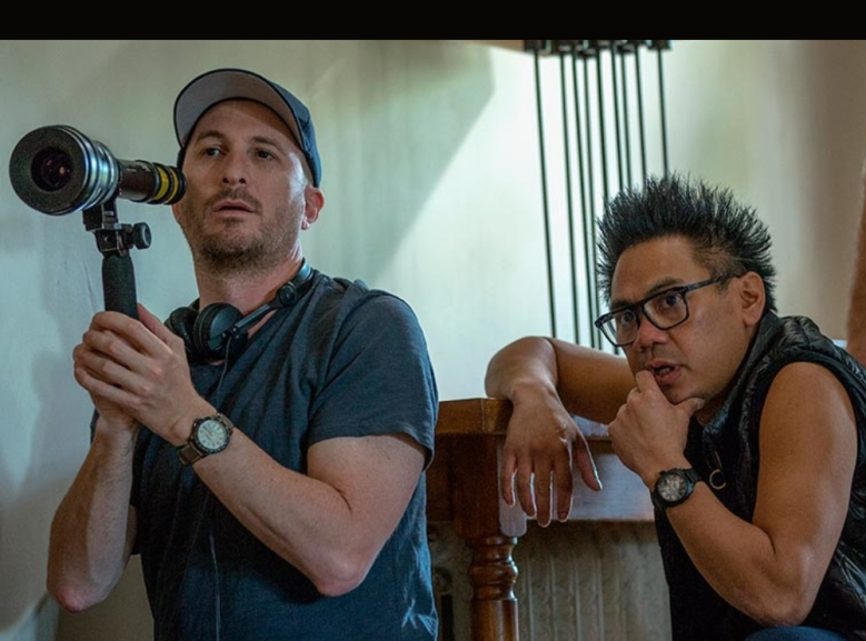 Influencers: Darren Aronofsky & Cinematographer Matthew