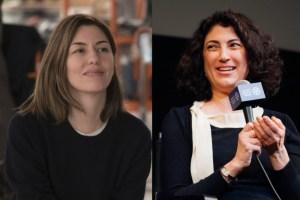 Sofia Coppola & Editor Sarah Flack