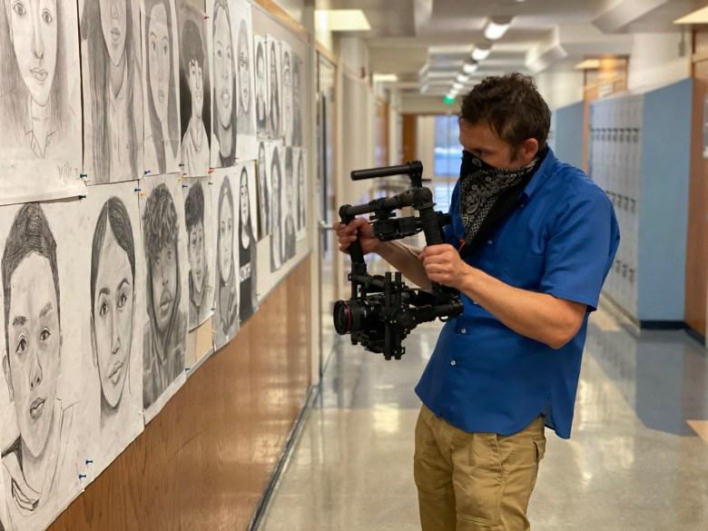 """Homeroom"" Cinematographer Sean Havey"