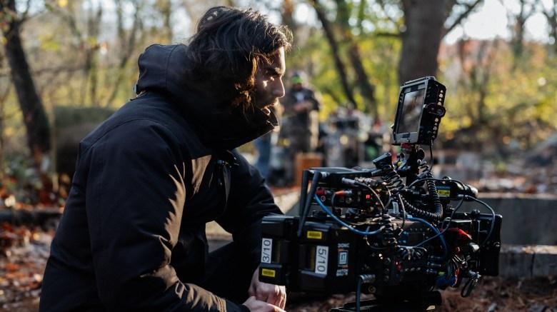 """""""John and the Hole"""" Cinematographer Paul Özgür"""