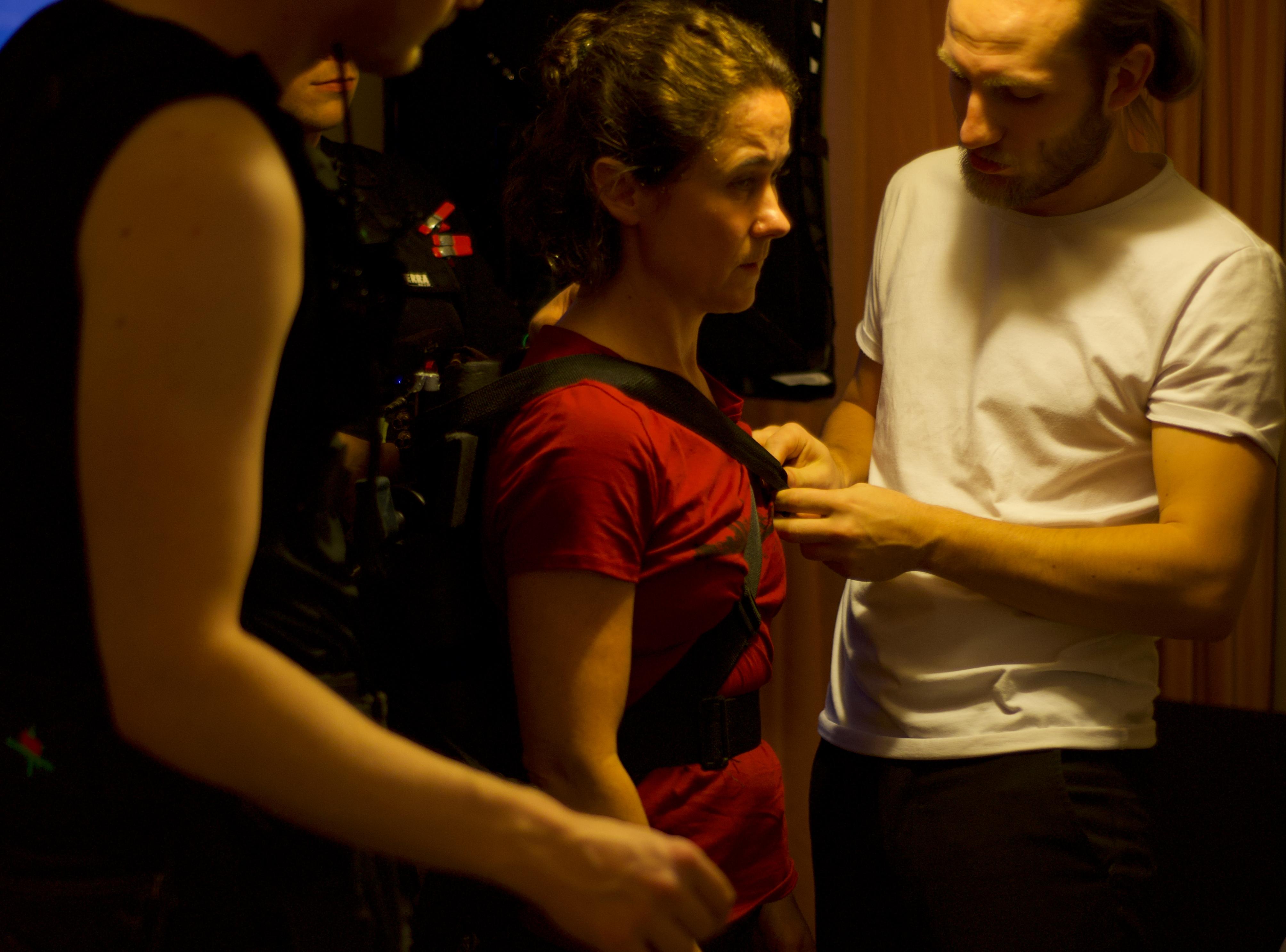 Knocking Cinematograph Hannes Krantz