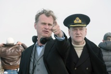 DUNKIRK, l-r: director Christopher Nolan, Kenneth Branagh on set, 2017. ph: Melinda Sue Gordon/©Warner Bros. Pictures/courtesy Everett Collection