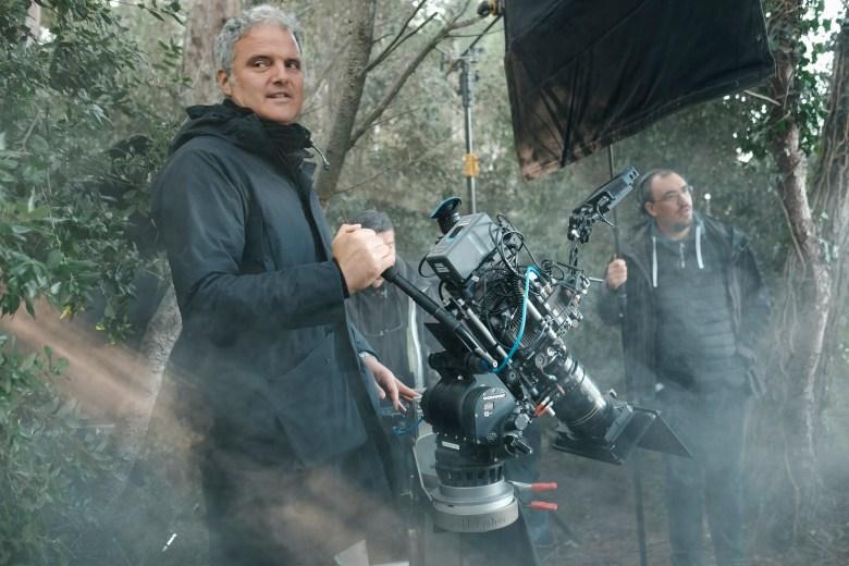 """Mayday"" Cinematographer Sam Levy"