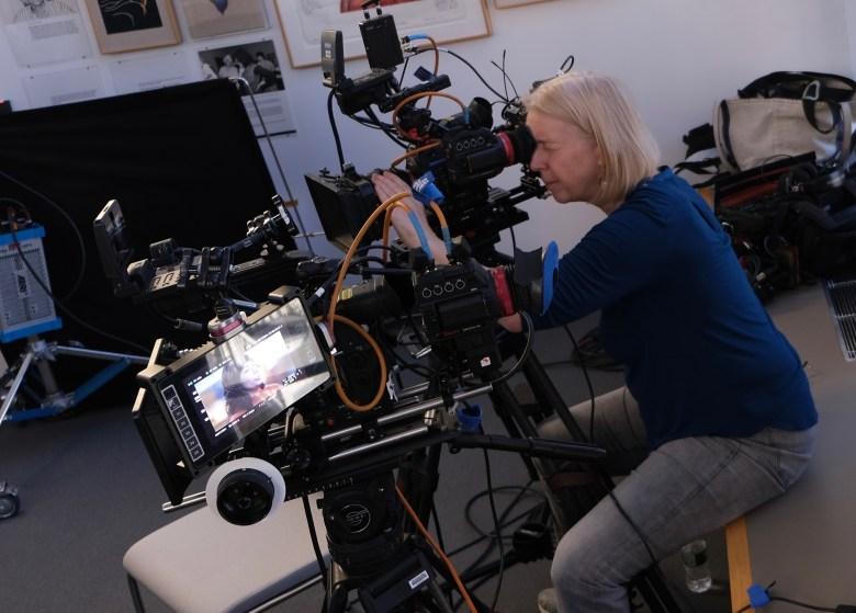 """""""My Name Is Pauli Murray"""" Cinematographer Claudia Raschke"""