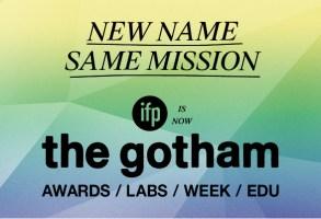 The Gotham Film & Media Institute