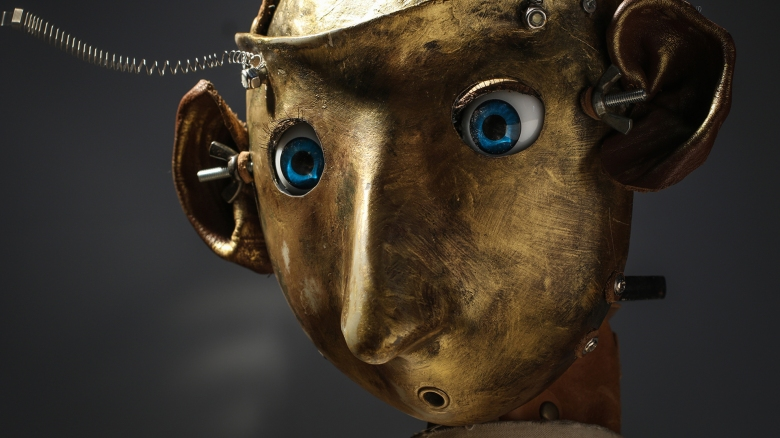 Our Time Machine Documentary: Puppetry Connects