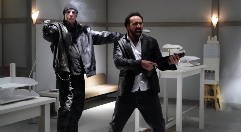 Prisoners of the Ghostland Nicolas Cage