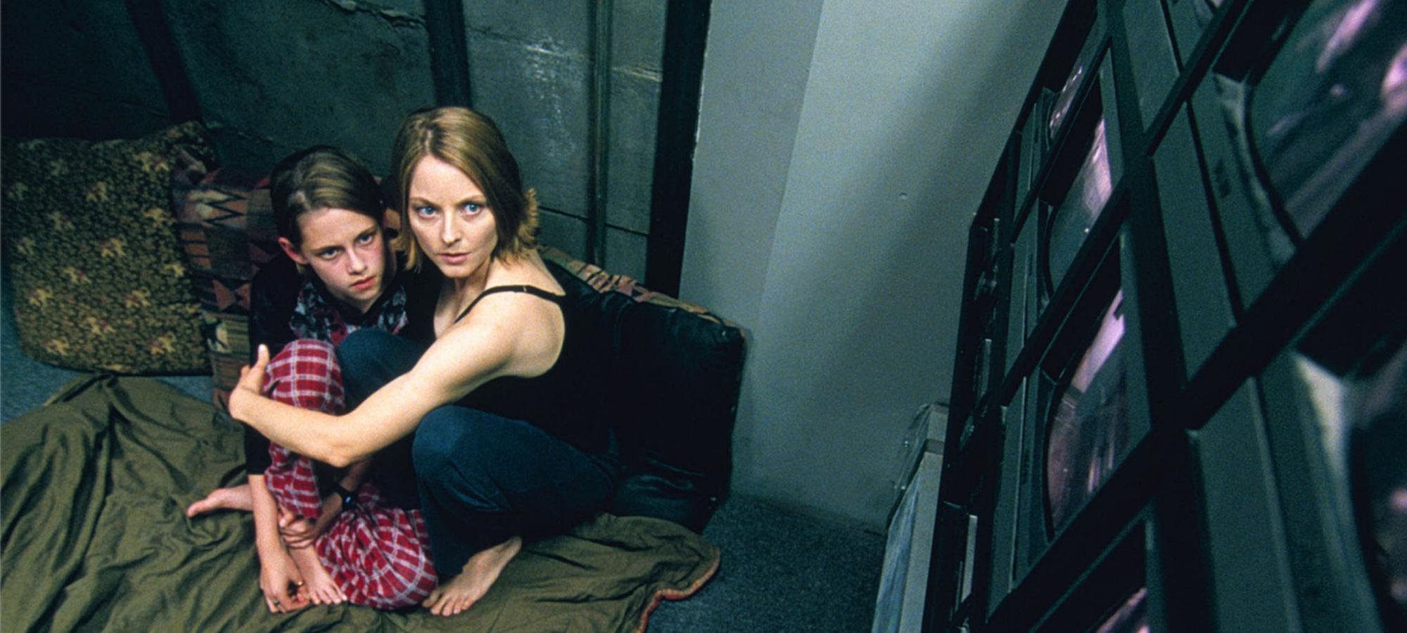 Panic Room Jodie Foster Kristen Stewart