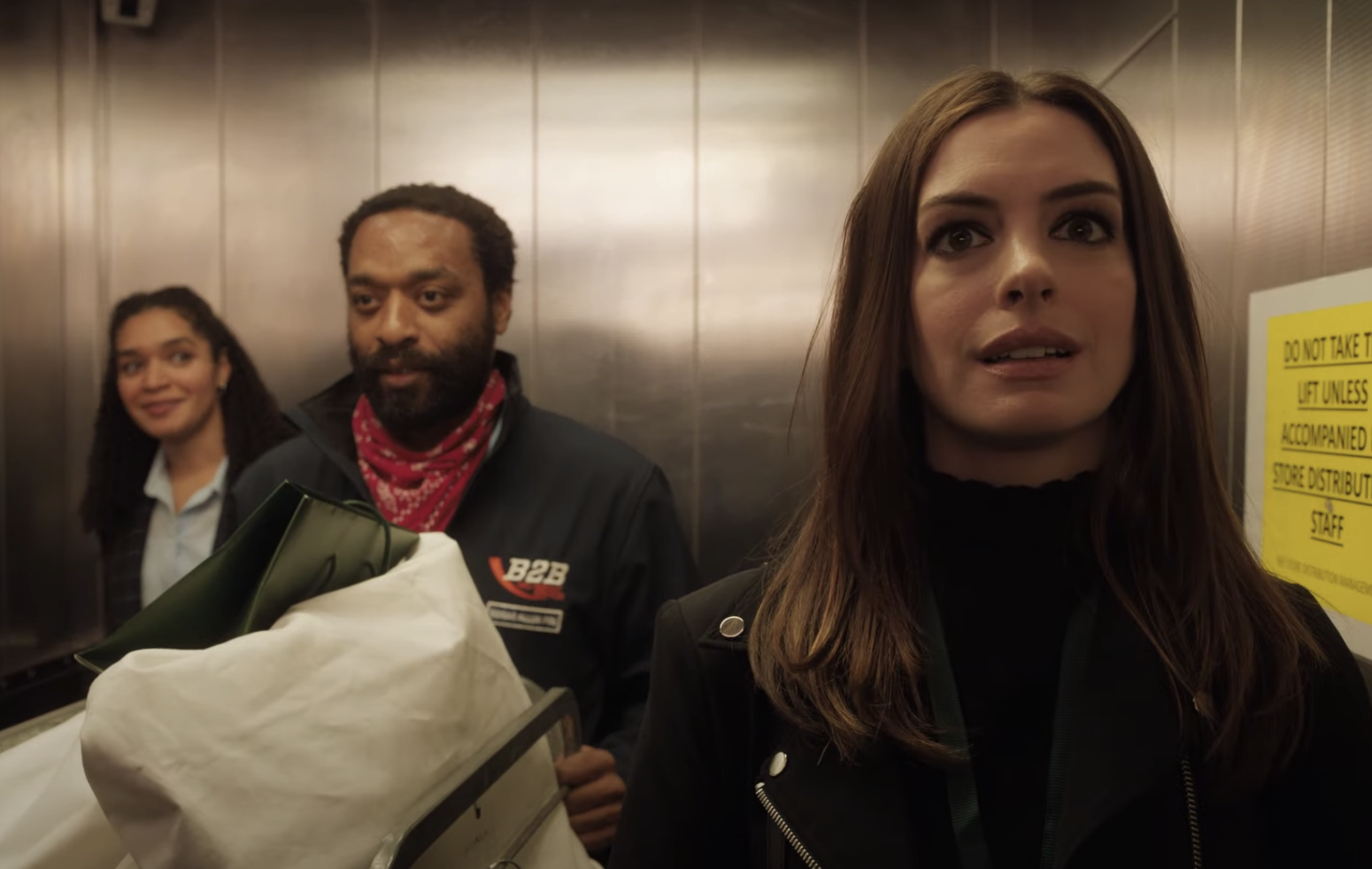 Locked Down Review: Hathaway & Ejiofor Lead a Fun Pandemic Heist Movie | IndieWire