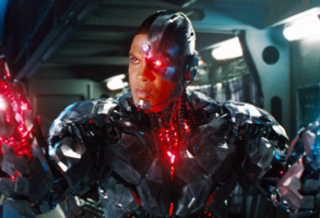"""Ray Fisher as Cyborg in """"Justice League"""""""
