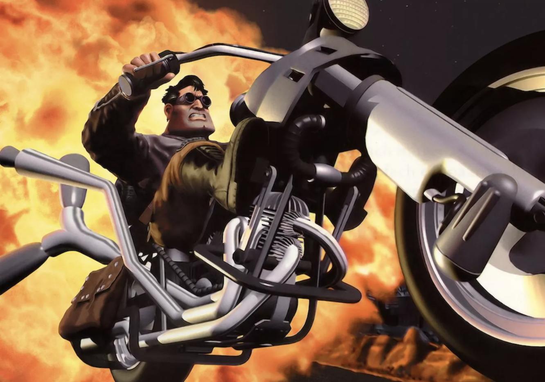 Дункан Джонс публикует 92-страничный сценарий по мотивам видеоигры LucasArts 'Full Throttle'