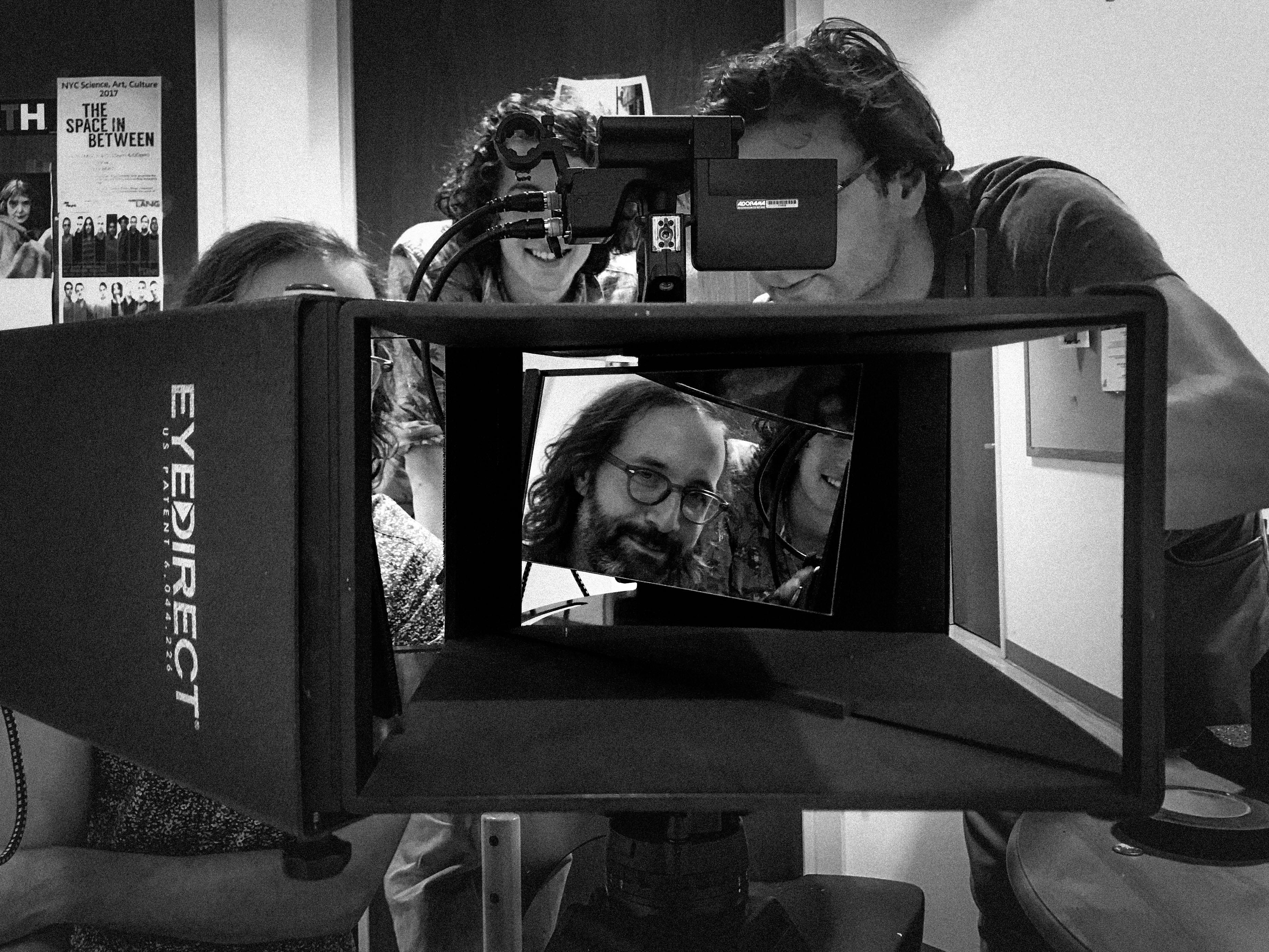 "The ""Searchers"" Filmmaking Team"