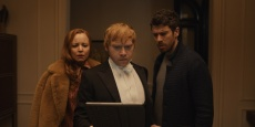 Servant Season 2 Lauren Ambrose, Rupert Grint, and Toby Kebbell