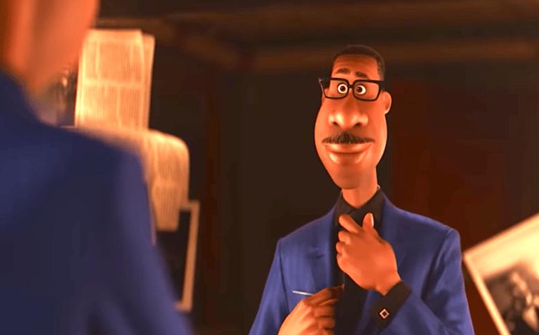 Soul Pixar movie