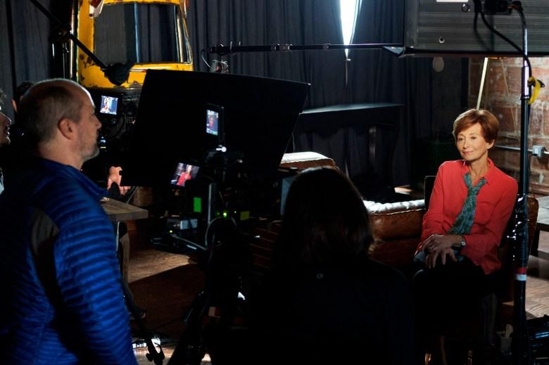 """""""Street Gang: How We got to Sesame Street"""" Cinematographer Luke Geissbühler"""