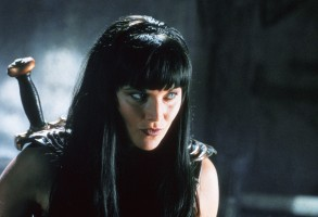 XENA: WARRIOR PRINCESS, Lucy Lawless, 'King Con', (Season 3, ep. 315, aired Feb. 23, 1998), 1995-2001. photo: ©Universal Television / Courtesy: Everett Collection