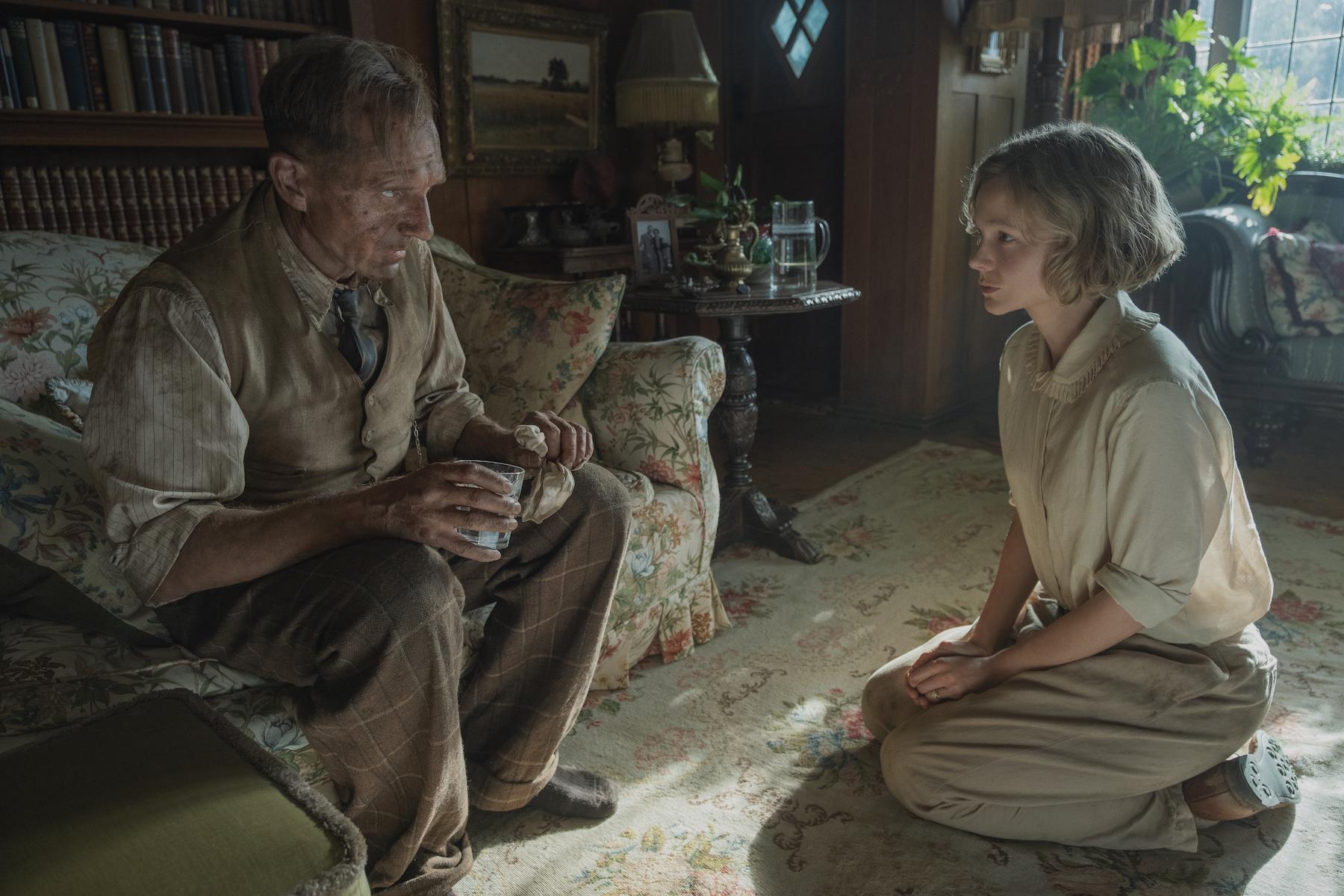 Обзор 'The Dig': Кэри Маллиган и Ральф Файнс в «Тихой драме о упрямстве истории»